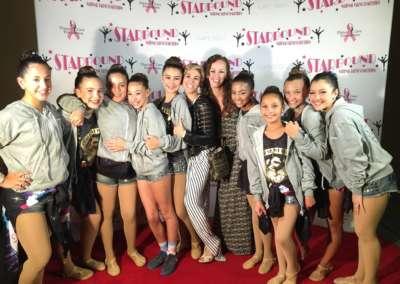Miami Dancity Studios winning Showcase Champions at Starbound Nationals in Orlando, FL