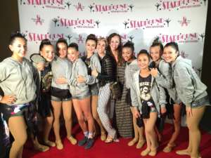 Diana Ford Dance Choreography Competition