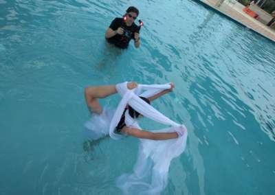 Umatilla Dance 2017 Underwater Photo Shoot