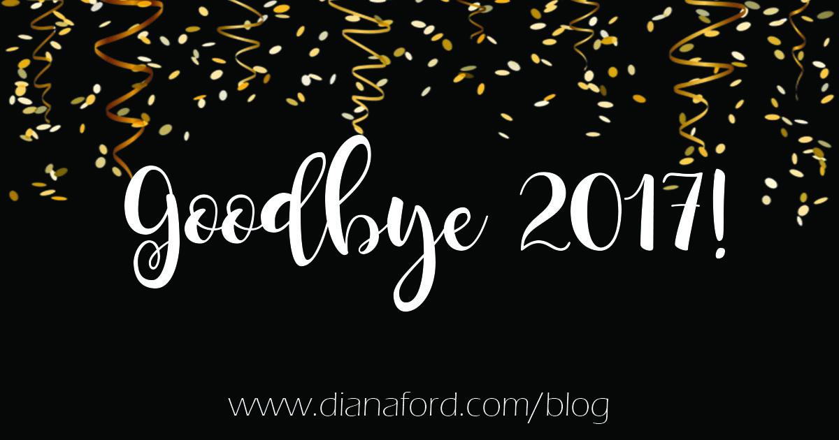 Goodbye 2017: In Retrospect