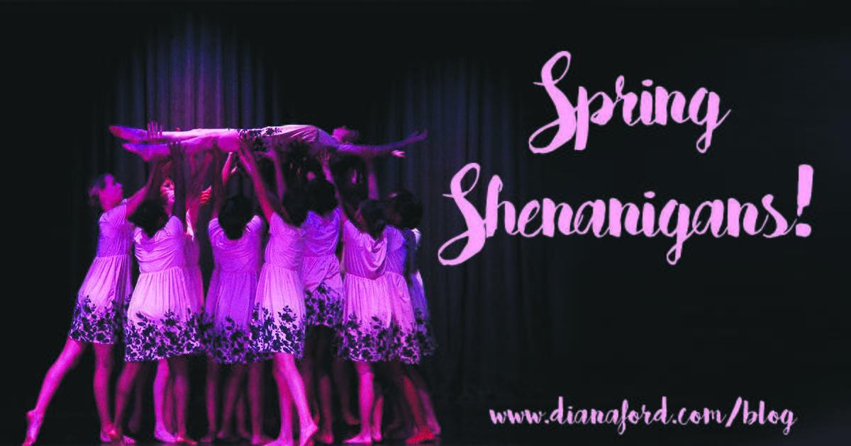 Spring Shenanigans!